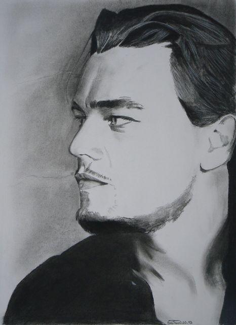 Leonardo DiCaprio par johnsy